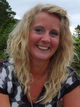 <p><b>VALGTE KOMMUNEN:</b> Etter å ha vært permittert i oljebransjen, valgte Monica Valen trygg jobb i kommunen.</p>