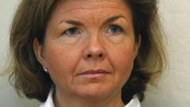 TREKKER KONSESJONEN: Direktør for markedstilsyn Anne Merethe Bellamy i Finanstilsynet mener Oslo Creditservice har gått over streken i inndrivelsen av inkassokrav.