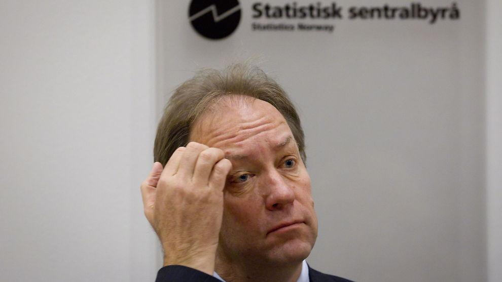 <p><b>LEGGER FREM RAPPORT:</b> Administrerende direktør i Statistisk sentralbyrå (SSB), Hans Henrik Scheel, leder utvalget som tirsdag foreslår endringer i skattesystemet.</p>