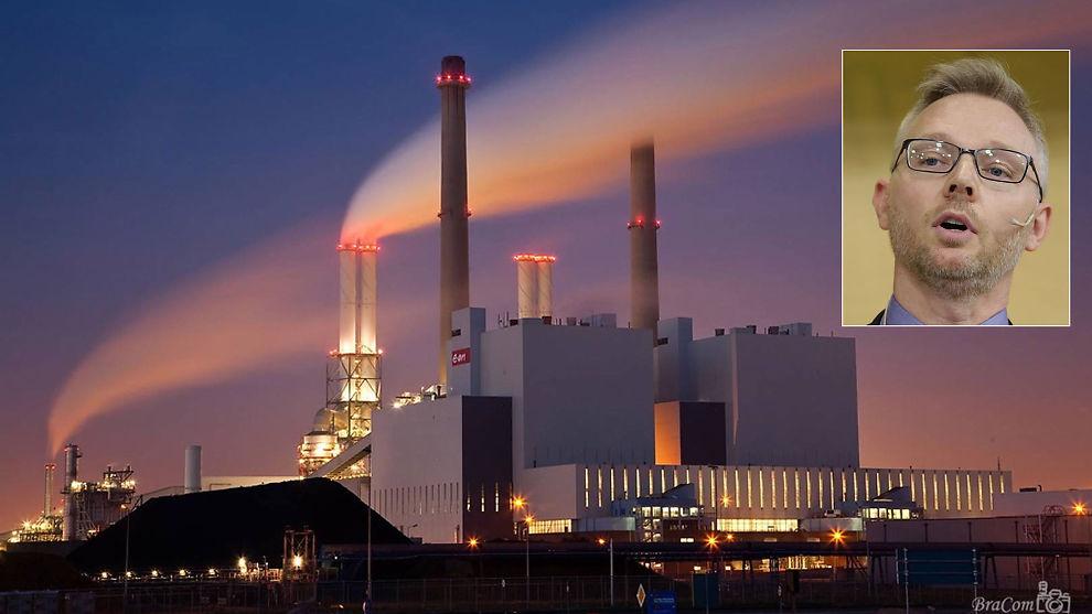 <p><b>VIL IKKE KASTE UT KULL:</b> Leder av ekspertgruppen, Martin Skancke, vil ha aktivt eierskap for å forbedre kullselskaper Oljefondet eier i. Dette illustrasjonsbildet viser et kullkraftverk i Nederland.</p>