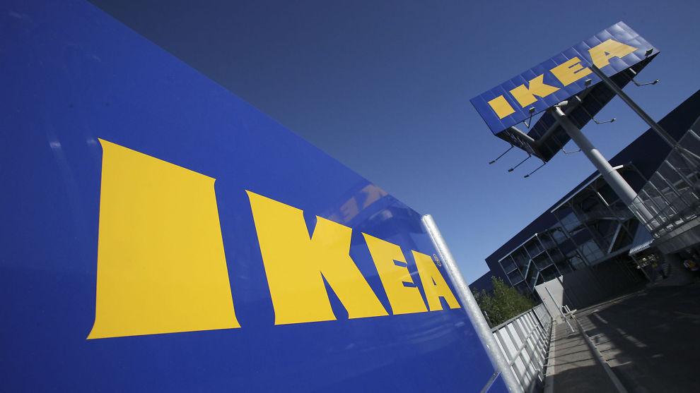 <p><b>VERDENSOMSPENNENDE:</b> Ikea har butikker over hele verden. Her far butikken i New York i USA som åpnet i sommer.</p>