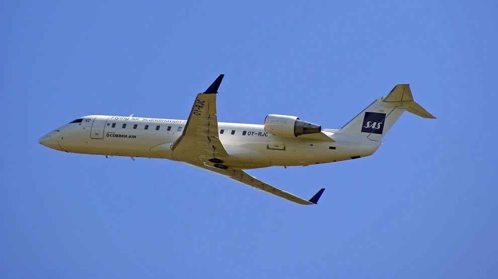 <p><b>FRA LEIE TIL Å EIE:</b> SAS kjøper nå regionaloperatøren Cimber for 20 millioner kroner. Selskapet har leid ut fly til SAS siden 2004, og her er ett av dem avbildet på Oslo Lufthavn i 2008.</p>