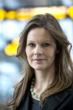 Trine Kromann-Mikkelsen, pressesjef for SAS i Danmark.