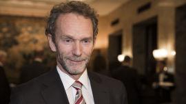 <p>Sjeføkonom Harald Magnus Andreassen i Swedbank<br/></p>