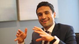 <p>Sjeføkonom Shakeb Syed i Sparebank 1 Markets</p>