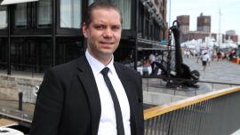 <p>Seniorøkonom Marius Gonsholt Hov i Handelsbanken Capital Markets</p>