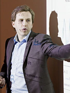 <p>Analytiker Ole André Kjennerud i DNB Markets.<br/></p>