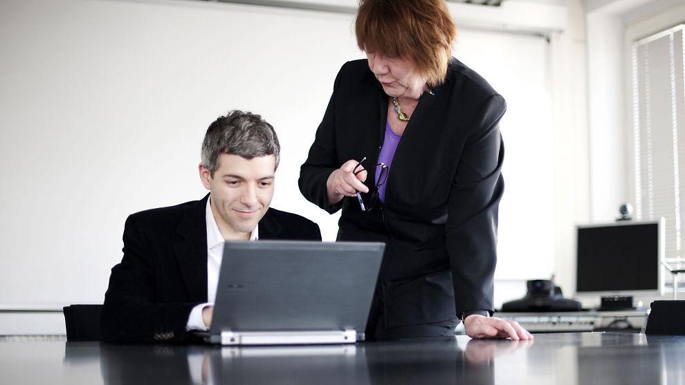 <p><b>AUTORITÆRT:</b> En spørreundersøkelse viser at ledere synes arbeidslivet blir mer autoritært.</p>
