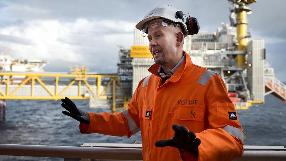 <p><b>NÅ SKAL DET LETES:</b> Olje- og energiminister Trond Lien varslet tirsdag utlysning av 23. konsesjonsrunde.<br/></p>
