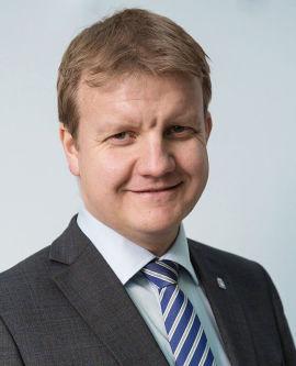 <p><b>- VIKTIG FOR HELE NORD-NORGE:</b> Sier byrådsleder i Tromsø Øyvind Hilmarsen om dagens utlysning.<br/></p>