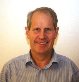 Ordfører Rolf Arne Hanssen (SV) i Vadsø kommune.
