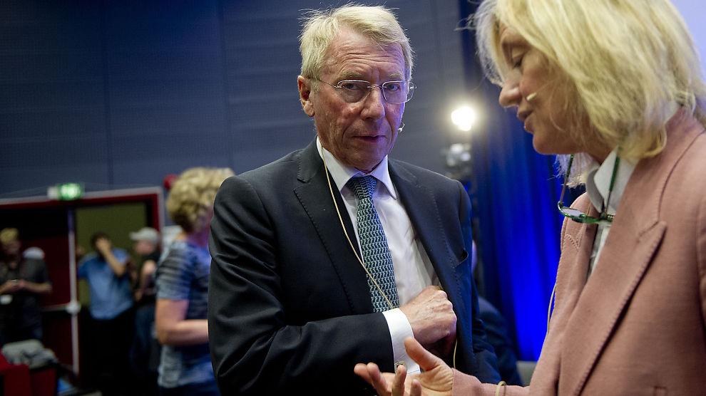 <p><b>TROR FÅ SØKER:</b> Investor Jens Ulltveit-Moe sier at oljeutvinning i Barentshavet gir liten mening.<br/></p>