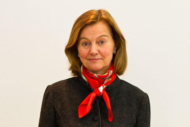 <p><b>NEDSLÅENDE:</b> Administrerende direktør Gunn Wærsted i Nordea synes det er trist at Norge har så lav andel kvinner med ledererfaring sammenlignet med andre land.</p>
