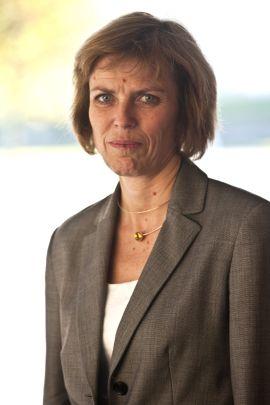 <p><b>TRIST:</b> Konsernsjef Hanne Refsholt i Tine synes det er trist at Norge havner så langt nede på listen over andel kvinner med ledererfaring.</p>