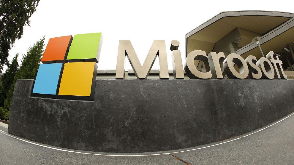 <p><b>NY APP:</b> Microsoft lanserte nylig en ny Outlook-app.<br/></p>