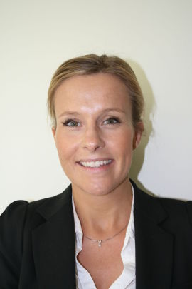<p><b>OVERRASKET:</b> Forbrukerøkonom Kristina Picard i Storebrand.</p>