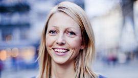<p><b>ENIG:</b> Forbrukerøkonom Maria Setsaas i Danske Bank kjenner seg igjen i at det er for lite kunnskap om pensjon og fond.<br/></p>
