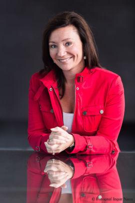<p>Kommunikasjonssjef Kristin Nøkleby Holth i Storebrand Bank.<br/></p>