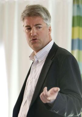 <p>Sjeføkonom Øystein Dørum i DNB Markets<br/></p>