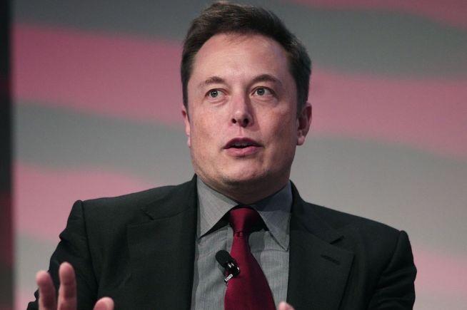 <p><b>HJERNEN BAK:</b> Tesla-gründer Elon Musk.<br/></p>