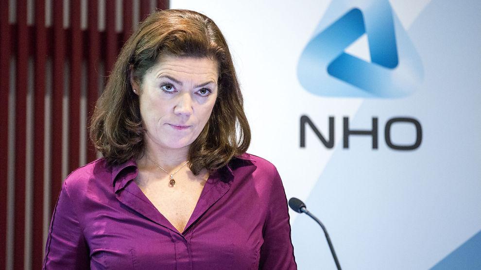 <p><b>VIL ENDRE SKATTESYSTEMET:</b> Administrerende direktør i NHO, Kristin Skogen Lund, mener regjeringen bør øke beskatningen av bolig gjennom formueskatten.<br/></p>