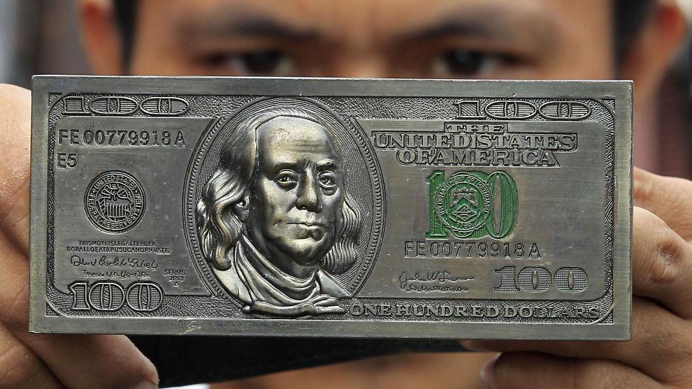 hvor mange dollar er en krone