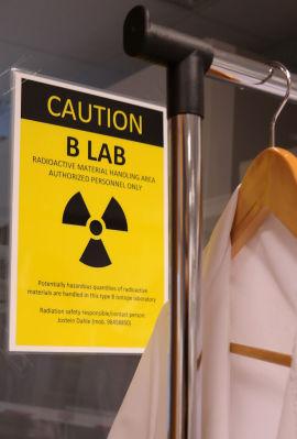 <p><b>VONDT SKAL VONDT FORDRIVE:</b> Nordic Nanovector benytter seg av radioaktivitet for å få has på kreftcellene.<br/></p>