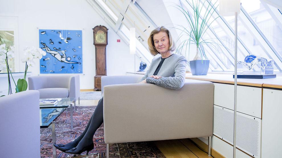 <p><b>VIL SE KUNDENE AN:</b> Administrerende direktør i Nordea Norge, Gunn Wærsted, mener bankene fortsatt må få anledning til å gjøre individuelle vurderinger av kundene sine.</p>