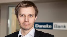 <p><b>RESTRIKTIV:</b> Kommunikasjonssjef Stian Arnesen i Danske Bank.</p>