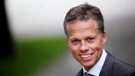 <p><b>NÆR RELASJON:</b> Kommunikasjonsdirektør Lars Sæthre i Handelsbanken sier de ønsker å bli godt kjent med boliglånssøkere uten fast jobb.<br/></p>