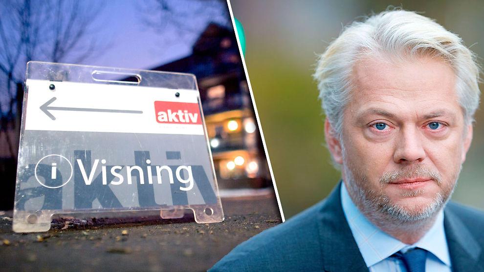 <p><b>VIL HA BOLIGSKATT:</b> Jan Erik Fåne og Finasn Norge vil endre boligbeskatningen. – Den svært gunstige boligbeskatningen i Norge gjør at vi får en overinvestering i eiendom, uttaler han.<br/></p>