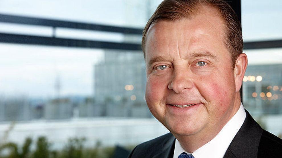 <p><b>NY SJEF</b>: Björn Ivroth tar over sjefsjobben i Evry med umiddelbar virkning.<br/></p>