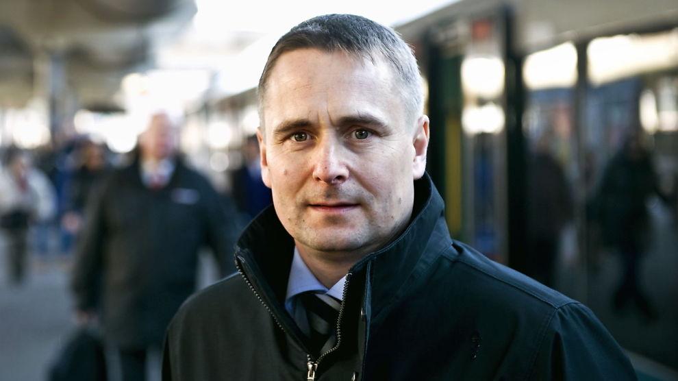 <p><b>NY SJEF:</b> Stein Nilsen blir ny sjef i Widerøe fra 1. mai.<br/></p>