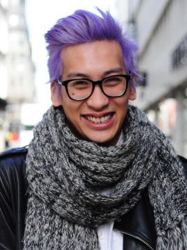 <p><b>ANSVAR SELV:</b> Tri Dinh Le (21) mener man selv former utfallet av et møte.<br/></p>