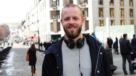 <p>Medierådgiver Bjørn Granlund (30).<br/></p>