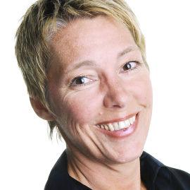 <p><b>VIL IKKE HA LUKSUS</b>: Search and select-direktør Guri Larsen i Adecco.<br/></p>