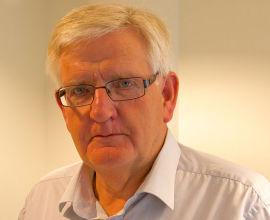 Daglig leder i Byggmesterforbundet, Frank Ivar Andersen.