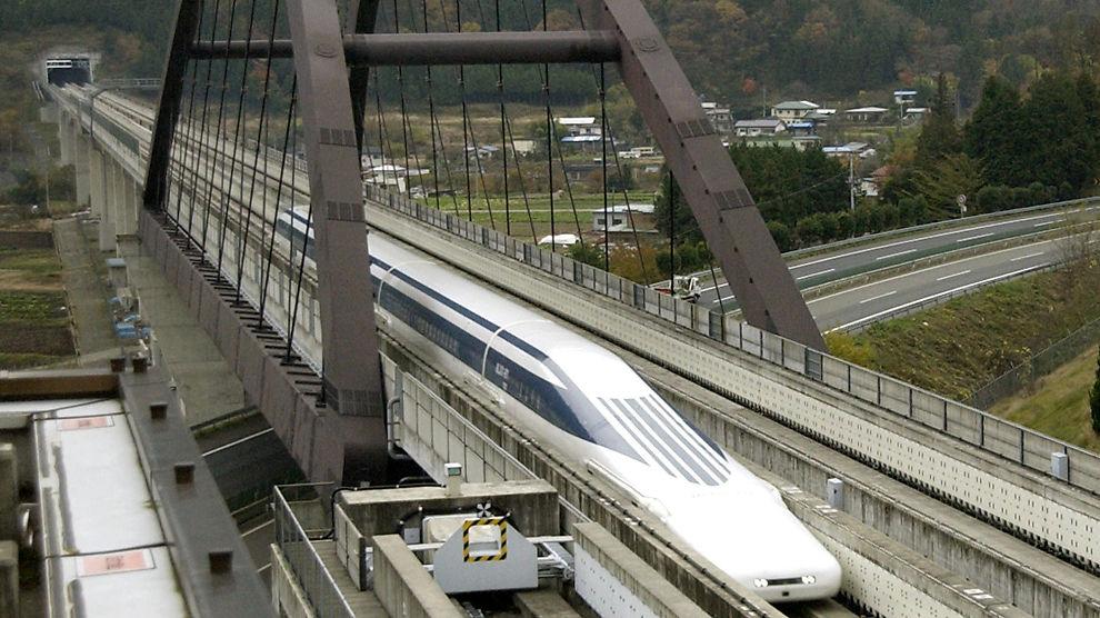 Flytoget hastighet