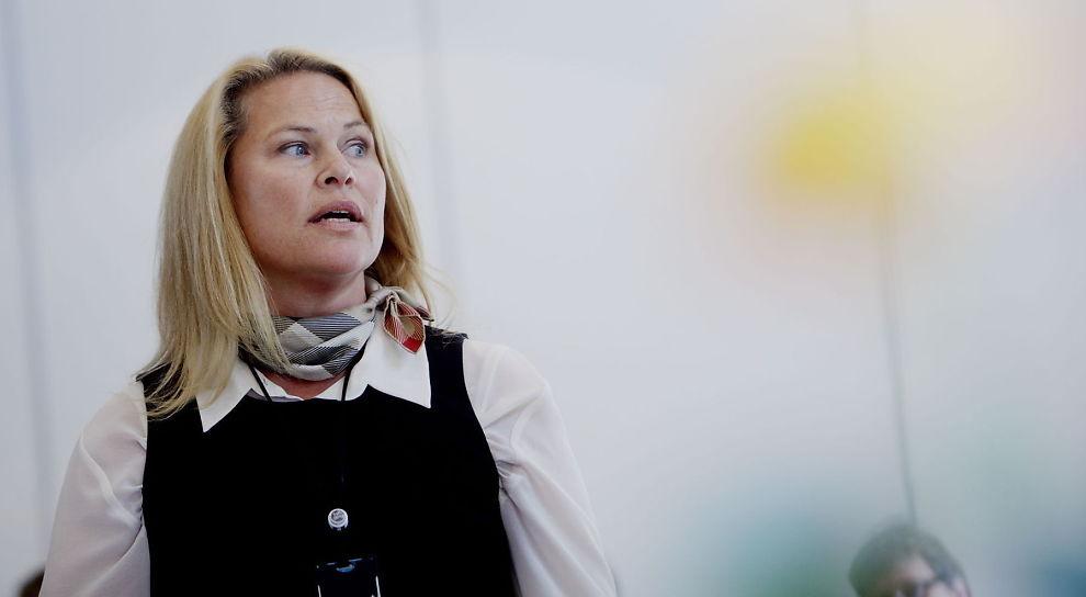<p><b>TAR OVER I NORSK TIPPING?</b> Administrerende direktør i Flytoget, Linda Bernander Silseth.<br/></p>
