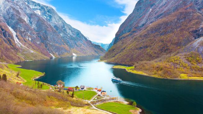 industri landskap i norge