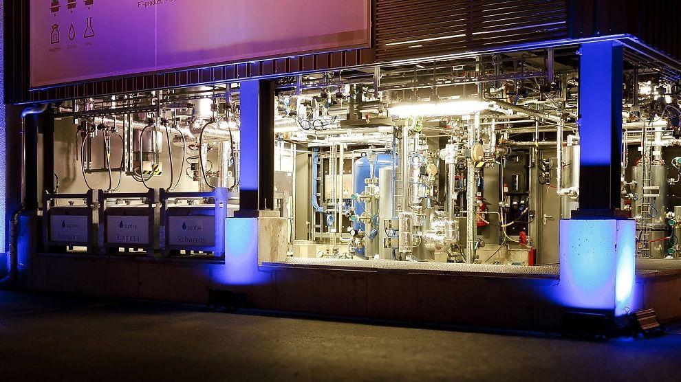 Bensin eller diesel i fremtiden