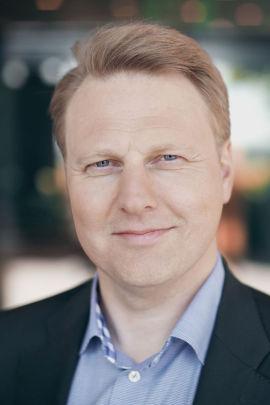 <p>Trond Bentestuen leder for privatmarkedet i DNB.</p>