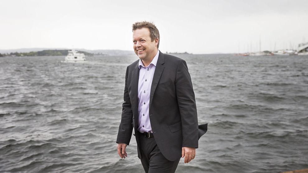 <p><b>KRITISK:</b> Marine Harvest-sjef Alf Helge Aarskog går kraftig ut mot Norges Sjømatråd, som han mener i stor grad har utspilt sin rolle.<br/></p>