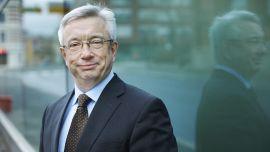 <p><b>– UALMINNELIG VIKTIG:</b> Karl Eirik Schjøtt-Pedersen, lederen for Norsk Olje og Gass, mener tildelingen av nye områder til oljenæringen i Barentshavet er én av de viktigste konsesjonsrundene vi har hatt på svært lang tid i Norge.<br/></p>