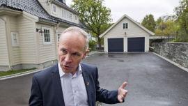 <p>Kommunalminister Jan Tore Sanner i Høyre.</p>