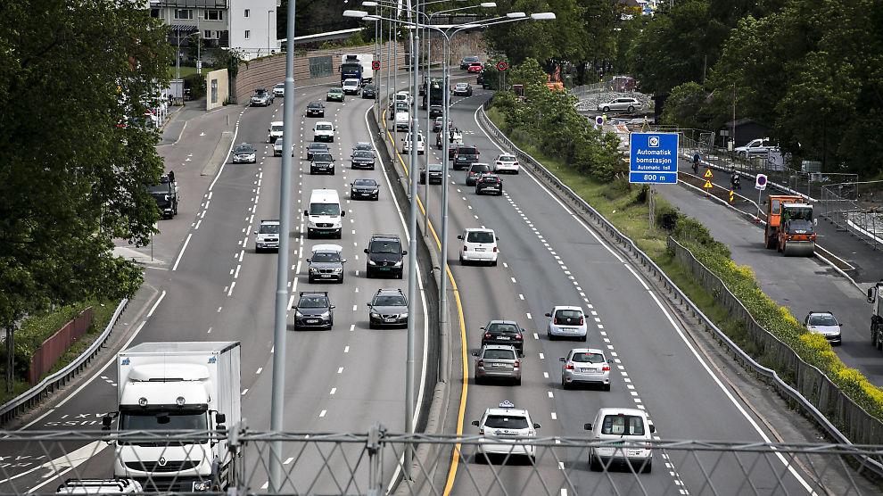Effektiv kjøretid Oslo-Bergen-Oslo: timer og minutter