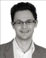 <p>Ungdomsrådgiver Goran Scekic i YS</p>