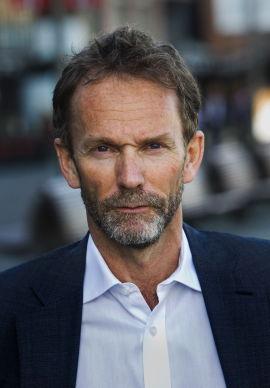 <p><b>RENTEFEST-BREMS:</b> Sjeføkonom Harald Magnus Andreassen i Swebank sier lave renter betyr dårlige tider for Norge og mulighet for boligprisfall.</p>