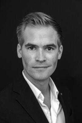 Anders Wekre, eiendomsmegler i iHus.