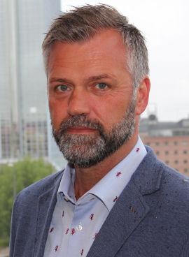 <p><b>POSITIV TIL ØKT ANSVAR FOR FEIL:</b> Administrerende direktør i NITO Takst, Espen Fuglesang.</p>